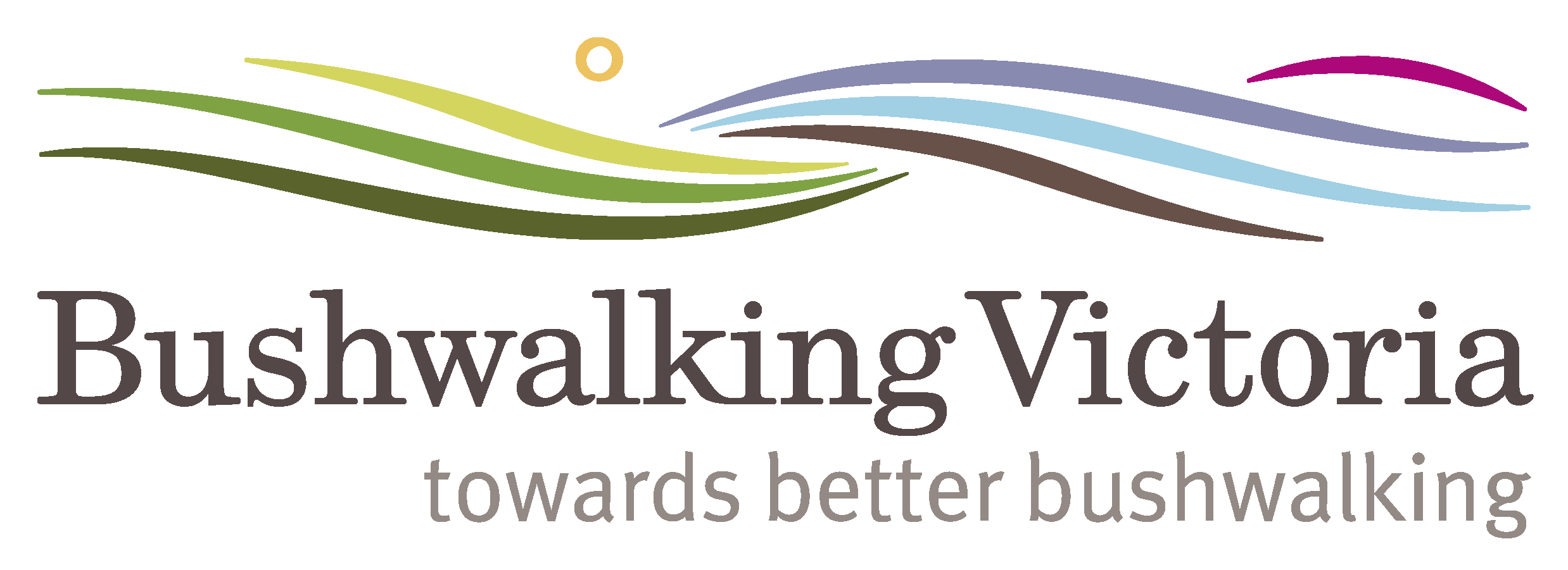 Bushwalking Vic logo